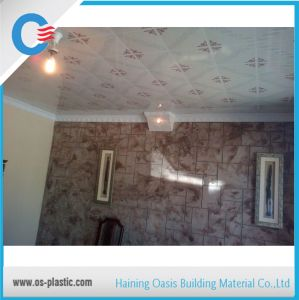 South Africa 30cm PVC Ceiling Panel Smooth PVC Panels pictures & photos