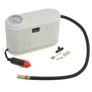 12-Volt Tire Inflator, Electric 12V DC Portable Auto Air Compressor. Pump to 150 Psi pictures & photos