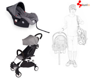 Baby Buggy Pram/Stroller/Carriage with Alum with Folding Aluminum Frame pictures & photos