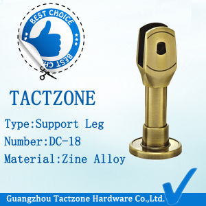 Hot Sales Toilet Partition Fittings Zinc Alloy Adjustable Feet pictures & photos