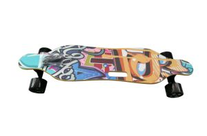 Fashionable 4 Wheel Remote Control Electric Longboard Skateboard with LG Lithium Battery pictures & photos