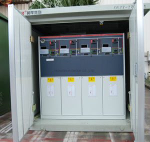 Cable Distribution Box Compact Switching Station pictures & photos