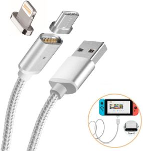 2in1 Magnetic Charging&Data Transmission USB Cable pictures & photos