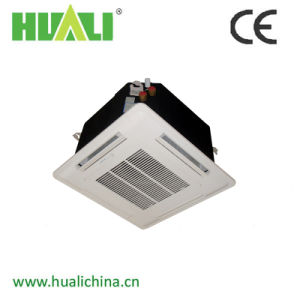 Hot and Cooled Water Air Conditioer Cassette Type HAVC Fan Coil Unit pictures & photos