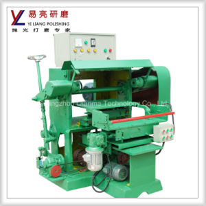 Aluminum and Metal Automatic Industrial Polishing Grinder Machine pictures & photos