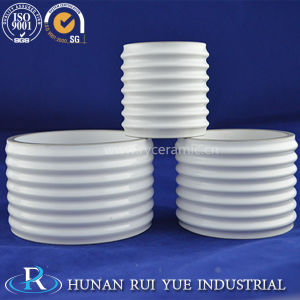96 Al2O3 Alumina Ceramic Vacuum Metallized Ceramic Insulators pictures & photos