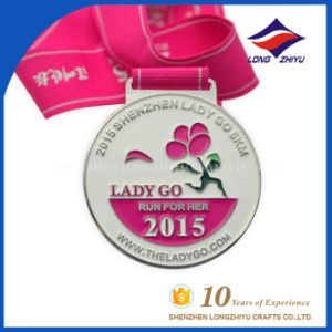 2015 Metal Creative 5km Running Medal Wholesale Sport Medal Factory pictures & photos