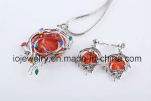 Attractive Big Fashion Jewelry Set for Women Low MOQ Jewelry pictures & photos