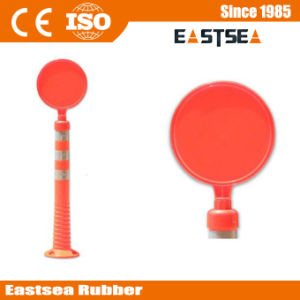New Product LLDPE Assemble Traffic Cone Warning Signal Board pictures & photos
