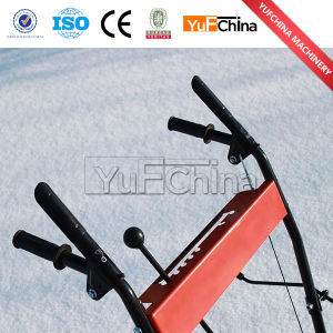 1m Working Width 13HP Electric Snow Cleaning Machine pictures & photos
