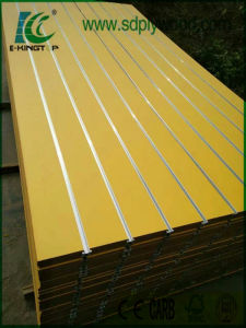 15/18mm MDF of Slot Board; T&G Board pictures & photos