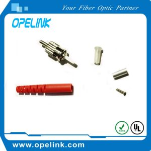 Fiber Optic Connector for Optical Patch Cord Sc-PC pictures & photos