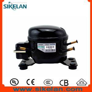 High Efficiency Fridge Compressor, Qd35hv, AC Power, R134A Gas, Lbp, 220V, 1/11HP pictures & photos