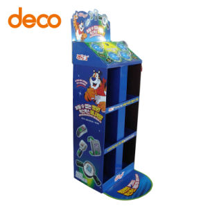 Cardbaord Floor Display Paper Display Shelf Display Stand pictures & photos