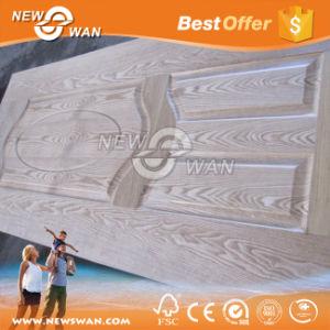 3mm Veneer HDF Door Skin / Moulded Skin Door pictures & photos