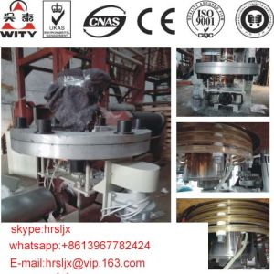 Polyethylene PE Plastic Film Blowing Machine with Extruder, Traction Rewinding Device pictures & photos