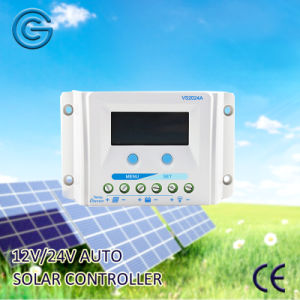 PWM 20A Solar Panel Charger Regulator/ Controller pictures & photos