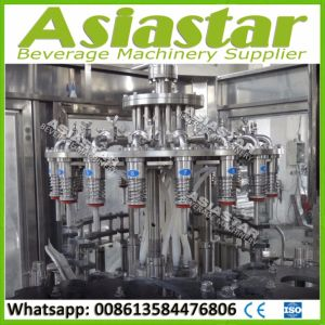 Customized Automatic Glass Bottle Coconut Water/Juice Bottling Packing Machine pictures & photos