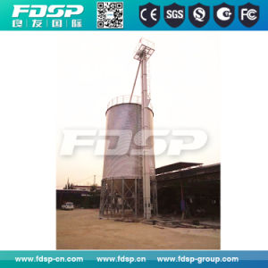 500tons Wood Pellet Storage Silo Design and Constrction pictures & photos