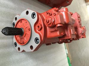 Replacement Kawasaki K3V63 Complete Hydraulic Pump pictures & photos