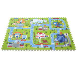 Baby Play Mat Stitching Style Lock Safety Material Practice Crawling for Baby 0860f