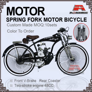 2017 New OEM Gas Motor Bicycle (MB-19-2) pictures & photos