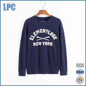 Manufacturer Custom Latest New Design Without Hood Mens Crewneck Sweatshirt pictures & photos
