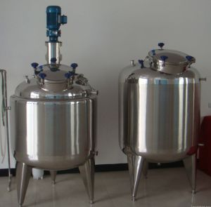 Stainless Steel Jacked Cooking Tank for Herbal Juice pictures & photos