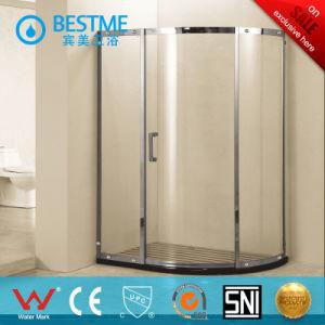 Sliding SUS304 Frame Glass Shower Enclosure (BL-Z3509) pictures & photos