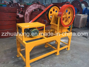 PE150*250 Mobile Stone Jaw Crusher Machine for Sale pictures & photos