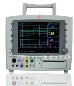 """ISO, Ce, FDA USA Approval 10.4"""" Fetal Mother Monitor (FM-10A Plus) pictures & photos"""