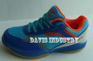 Kids Tennis Badminton Shoes -9