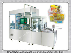 Nuoen Material Metering Packaging Machine for Liquid/Paste pictures & photos