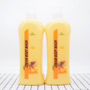 Mango Papaya Cream Body Wash Moisturising Shower Gel pictures & photos