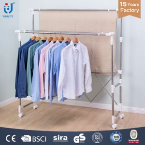 Elegant Hot-Selling Wholesale Laundry Products Cloth Coat Rack pictures & photos