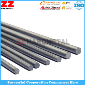 Zhuzhou Hot Sales High Quality Solid Unground Tungsten Carbide Rod pictures & photos