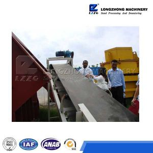 Good Quality Belt Conveyor for Stone Crushing Line Made in China pictures & photos