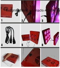 LED Grow Light 265W- 280W for Grow Tower, Cidly Apl 8 Hydroponic Light, LED Light for Hydroponics System pictures & photos