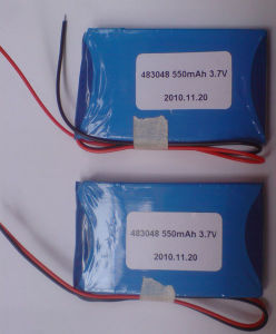 3.7V 2300mAh Li-ion Polymer Battery
