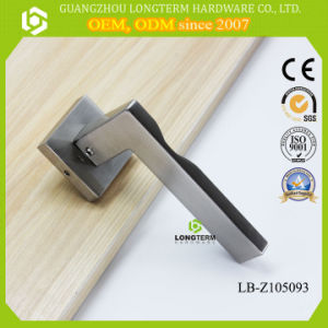Top Quality Keyed Door Security Entry Mortise Lever Lock Set pictures & photos