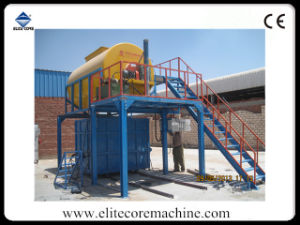 Steaming System Re-Bonded furniture Foam Making Machine