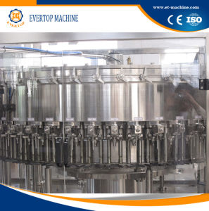 Complete Full Automatic Carbonated Drink Production Line pictures & photos