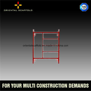 Ladder Frame Scaffolding Frame for Construction Formwork pictures & photos