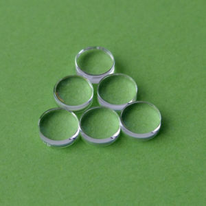 Danpon Optical Aspheric Collimator Glass Lens for Laser Products pictures & photos