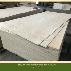 F3 Grade Pine Plywood for Taiwan Market pictures & photos