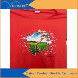 A4 Digital Textile Printing Machine Desktop T Shirt Printer for Baby Clothes pictures & photos