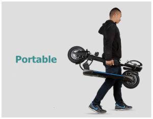 Lightest Foldable Urban Carbon Fiber Aluminum Electric Scooter pictures & photos