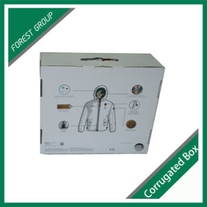 Garment Paper Clothes Packing Box pictures & photos