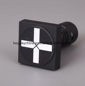 Square Type LED Pilot Light (Indicator lamp) with 5 Years′ Warranty pictures & photos