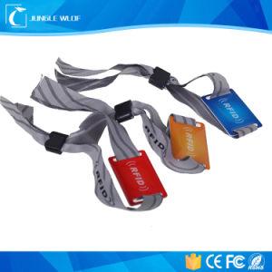 Nylon RFID Wristbands & Bracelets pictures & photos